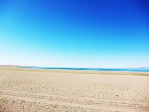 Восточный берег Хяргас Нуура