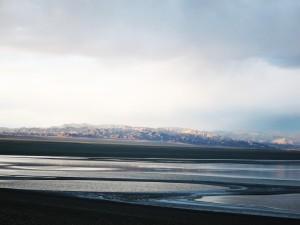 Горно-озерный пейзаж, характерный для котловины Больших озер