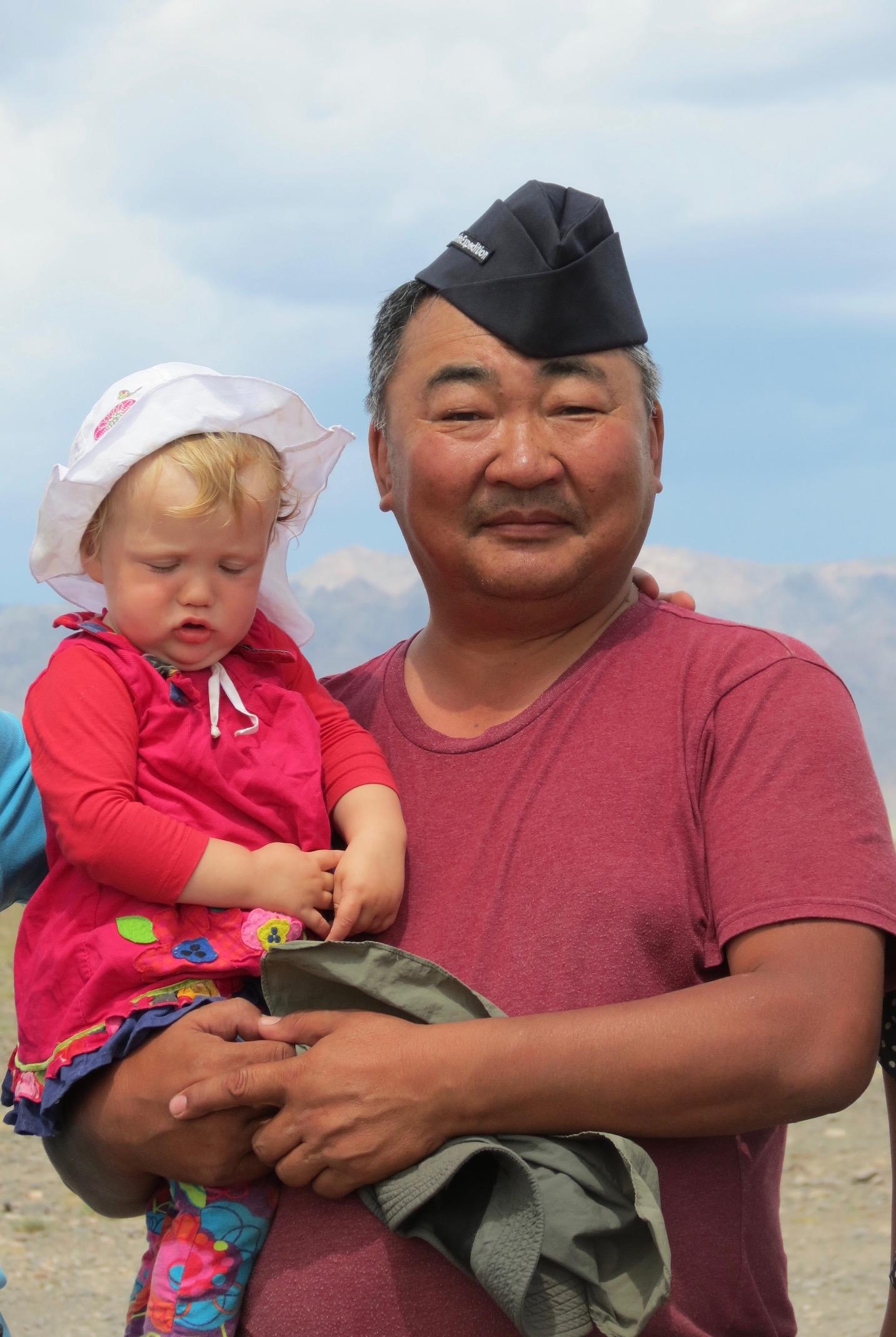 Монгольская песня в сердце реликтового озера