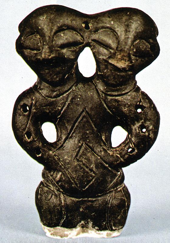 Неолитический символ Европы