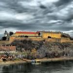 Петроварадин - не только средневековая крепость, но и место неолитического поселения на реке Дунай