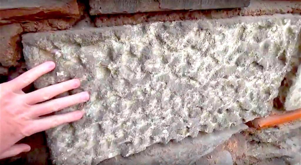Камень кладки